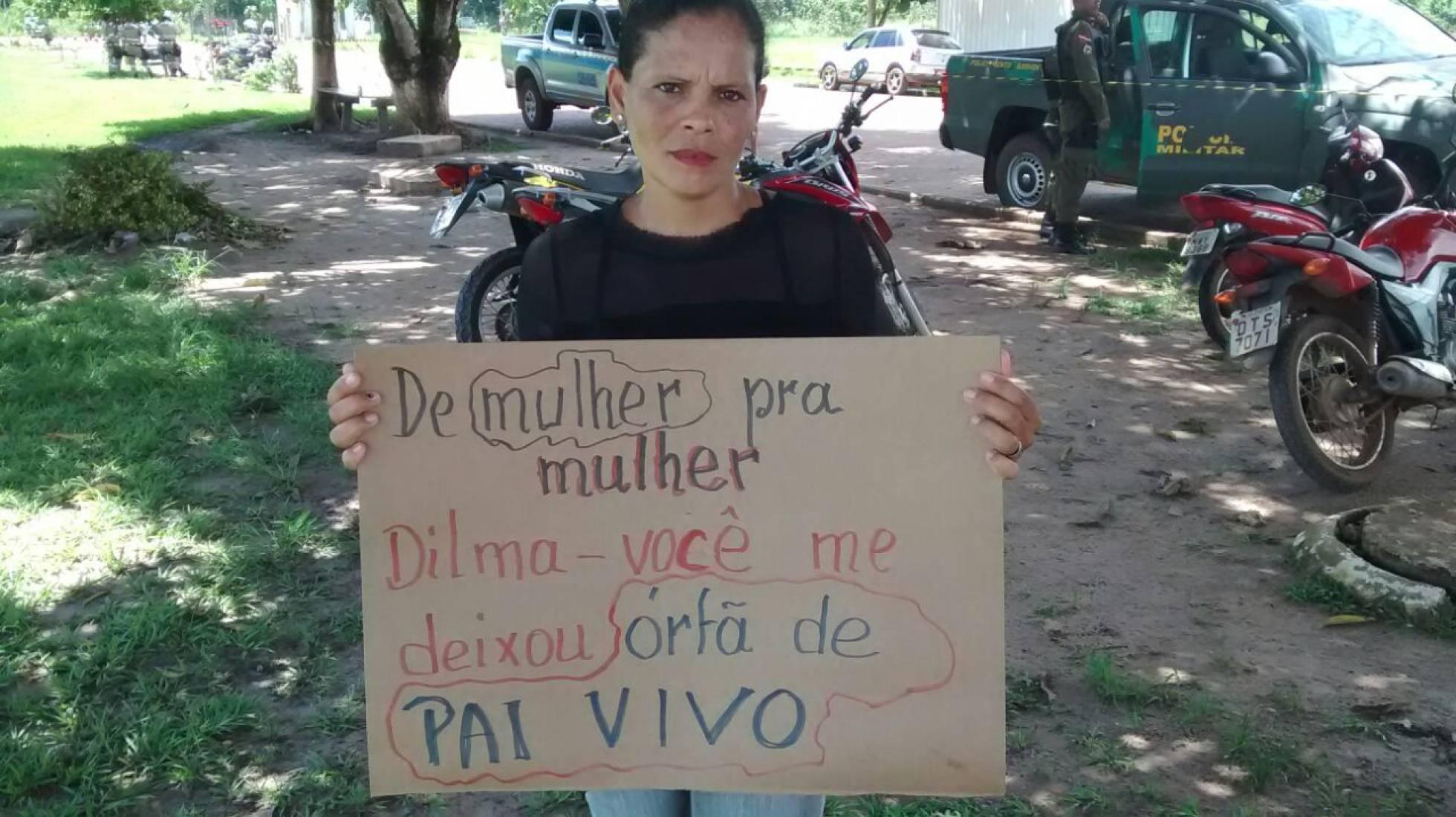 Carolina Reis (Foto: ISA/Divulgação)