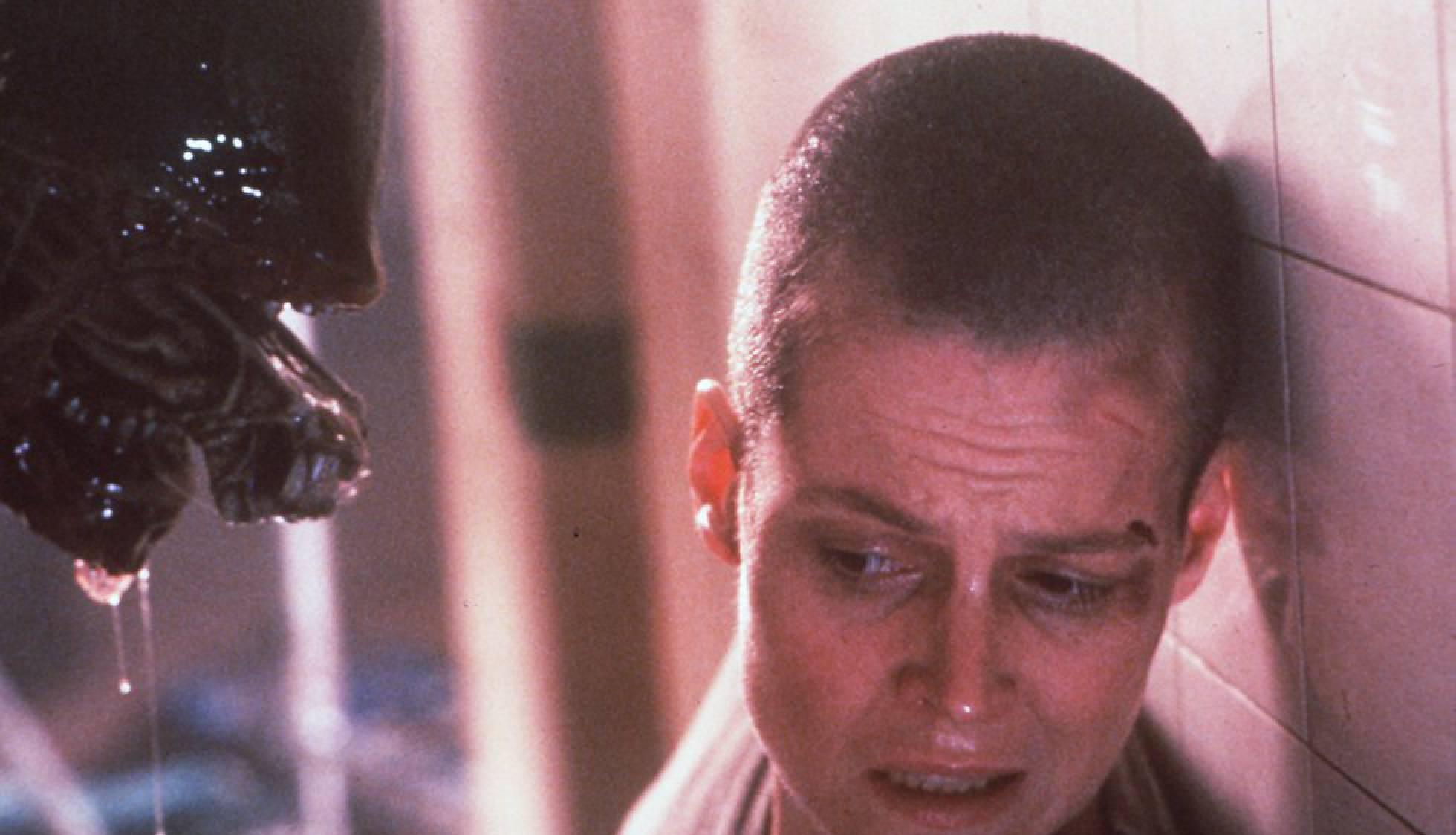 Cena de Alien 3 (1992) Reprodução do El País