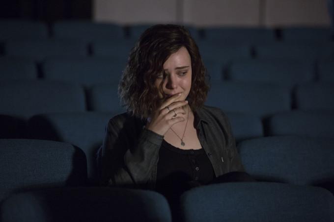 Divulgação: Cena da série 13 Reasons Why (Beth Dubber/Netflix)