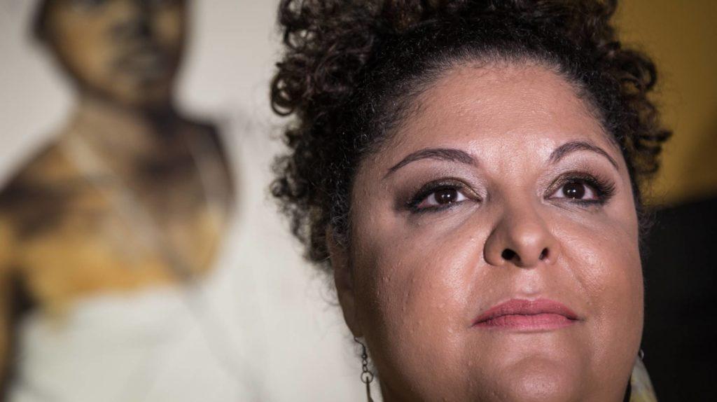 """A cantora Fabiana Cozza renunciou ao papel de Dona Ivone Lara por não saber """"criar na violência"""" FERNANDO CAVALCANTI (Reprodução do El País Brasil)"""