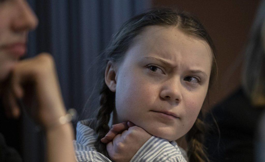 Greta Thunberg, estudante ativista (Foto: MAJA HITIJ /GETTY IMAGES/ Reprodução do El País)