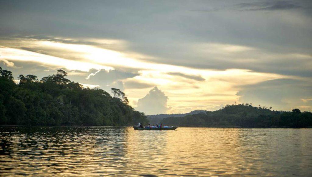 En junio se deforestó en la Amazonia un 88% más que el año anterior. PABLO ALBARENGA (Reprodução do El País)