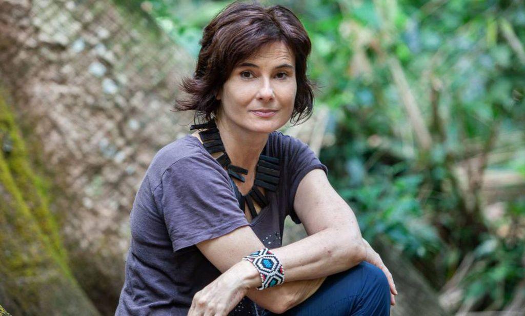 Eliane Brum por Lilo Clareto