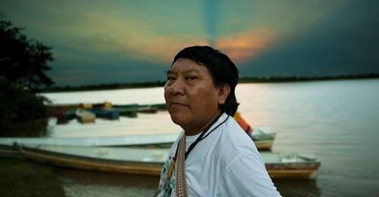 Davi Kopenawa Yanomami, en Roraima (Brasil).BRUNO TORTURRA / DIVULGAÇÃO (Davi Kopenawa Yanomami, en Roraima (Brasil).BRUNO TORTURRA / DIVULGAÇÃO